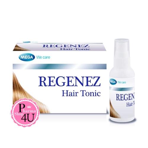 MEGA We Care REGENEZ HAIR TONIC 30ML โทนิคบำรุงผม อุดมด้วยสารสกัดจากธรรมชาติ บำรุงรากผม และปรับสภาพเส้นผมและหนังศรีษะ