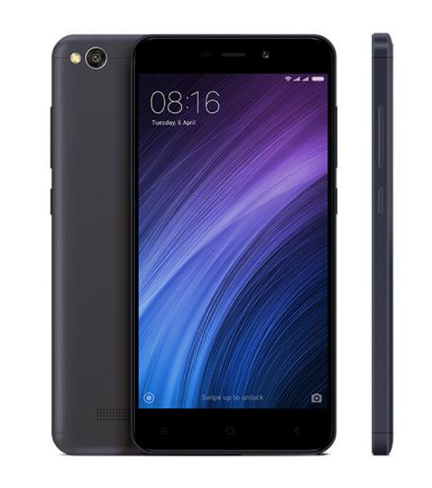 (เครื่องศูนย์ไทย)Xiaomi Redmi 4A แรม2GB รอม32GB Snap425 จอ 5 นิ้ว(สีดำเทา)