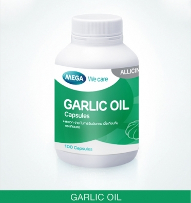 Garlic oil 100'S