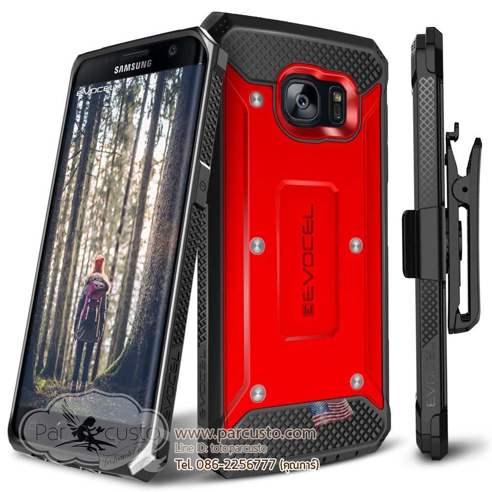 เคสกันกระแทก Samsung Galaxy S7 Edge [Explorer Series] จาก Evocel® [Pre-order USA]