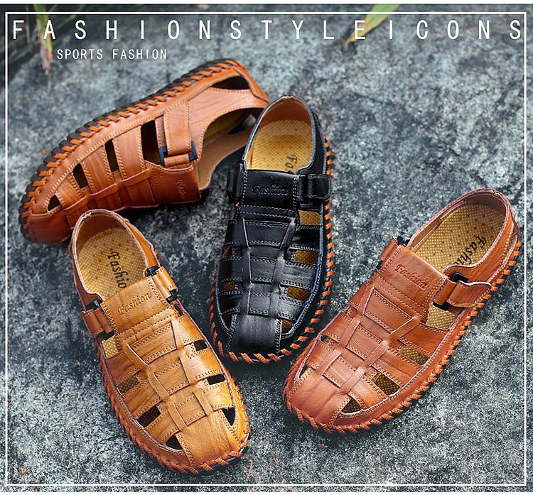 รองเท้าหนังลำลอง MMS2289
