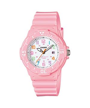 นาฬิกา คาสิโอ Casio STANDARD Analog'women รุ่น LRW-200H-4B2V ของแท้ รับประกัน 1 ปี