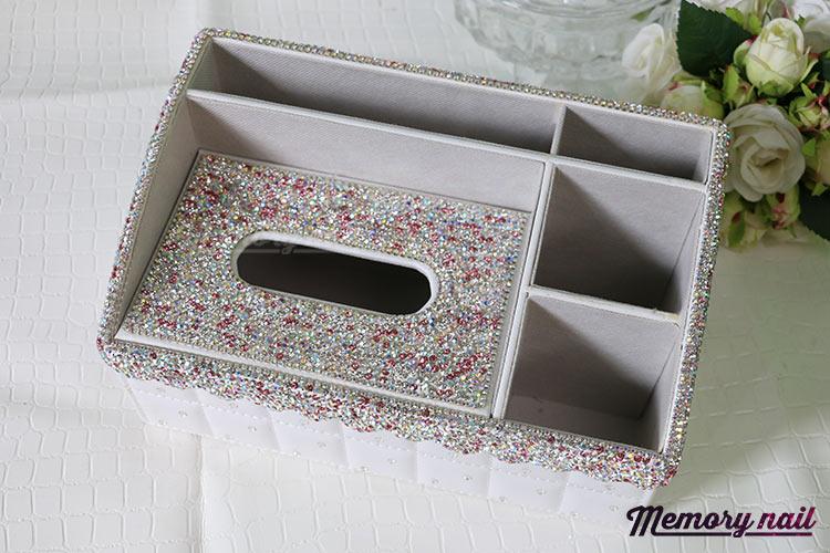กล่องใส่ทิชชู่เพชร,กล่องทิชชู่เพชร,ที่ใส่ทิชชู่เพชร