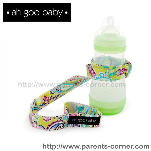 สายห้อยขวดน้ำ/ของเล่น Ah Goo Baby - Bloom