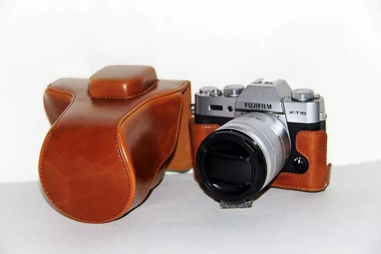 Fuji XT20 XT10 Case Fujifilm