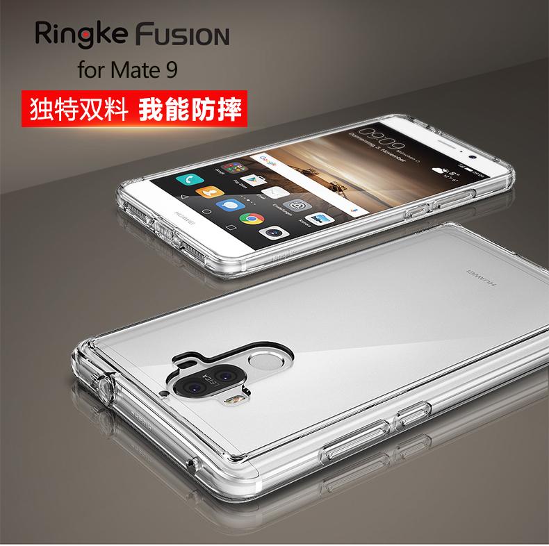 เคสใสกันกระแทก Rearth Ringke Fusion Huawei Mate 9