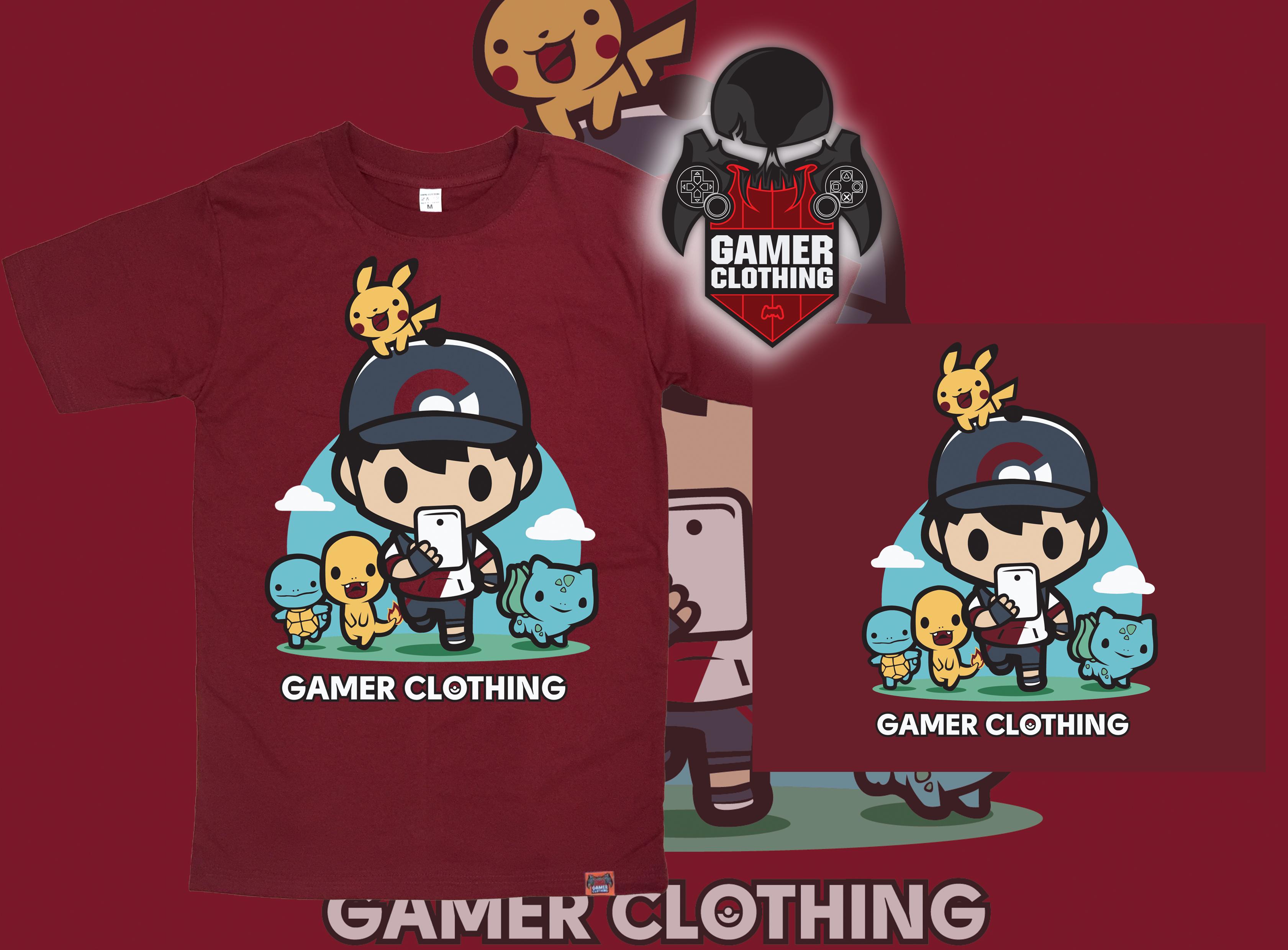 PKM Let Catch T-Shirt