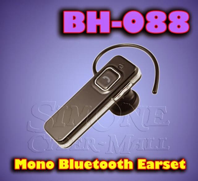 Blue Tiger BTH-088 Bluetooth Mono Headset