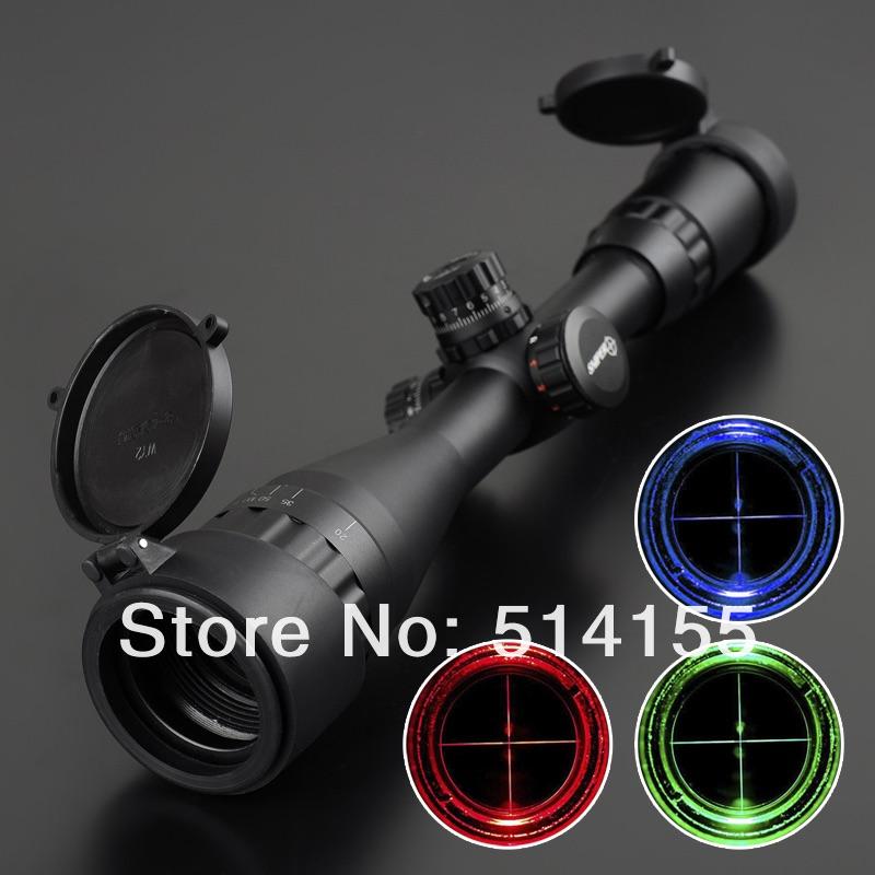 Telescopic Sight SNIPER 3-9X40 Reflex Sight Gun Sight Riflescopes LLL Night Vision Scopes for hunting FreeShipping