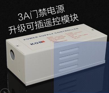 แหล่งจ่ายไฟใช้กับเครื่องทาบบัตร 12V3A
