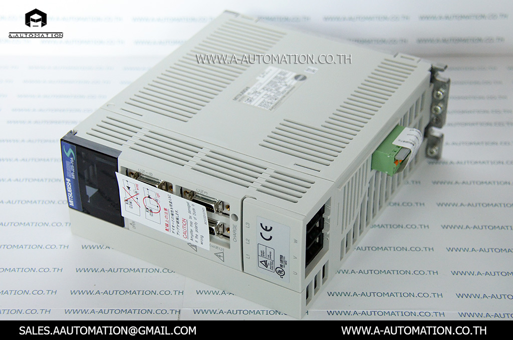 AC SERVO DRIVE MODEL:MR-J2S-100A [MITSUBISHI]