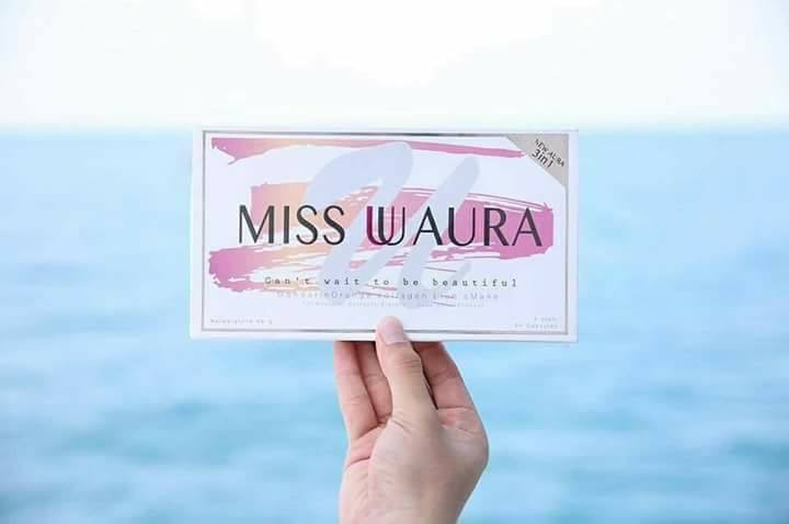 Miss U Aura by Shapelypink มิส ยูออร่า วิตามินกันแดด
