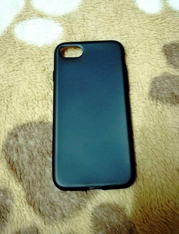 TPU Black iphone7/iphone8(ใช้เคสตัวเดียวกัน)