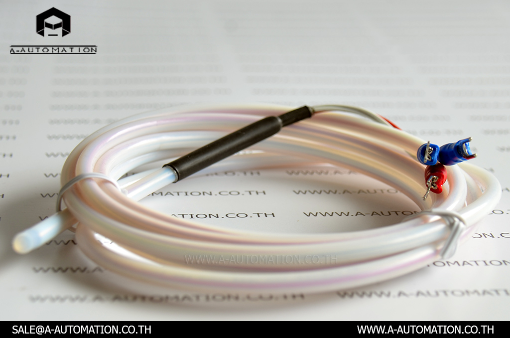 สาย THERMOCOUPLE MODEL:PT100,ยาว 2M