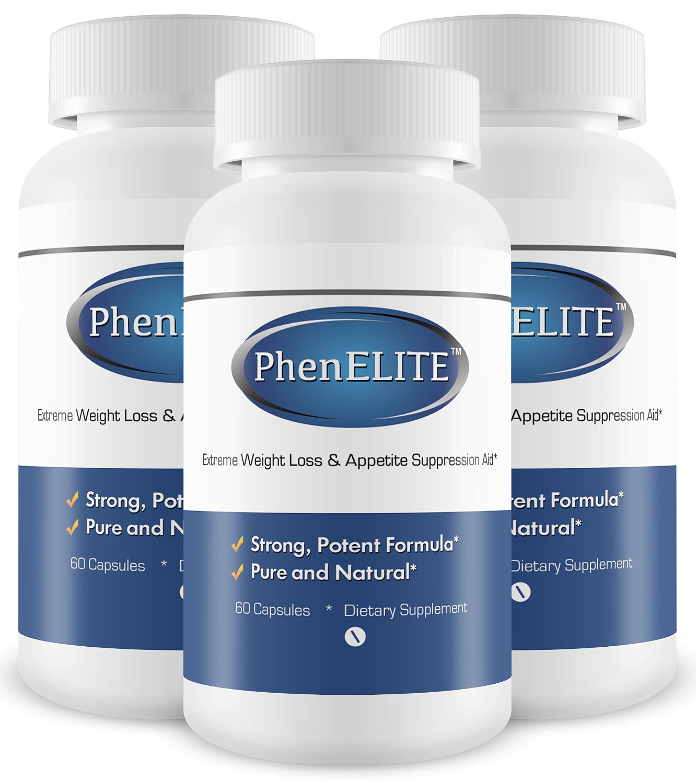 PhenELITE ลดน้ำหนักสุดฮิต อันดับ1ในอเมริกา ด้วยสารสกัดจากธรรมชาติ