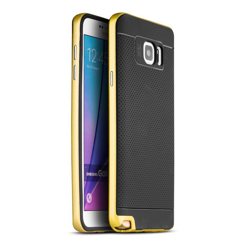 IPAKY Case Samsung Galaxy Note 5 (yellow)