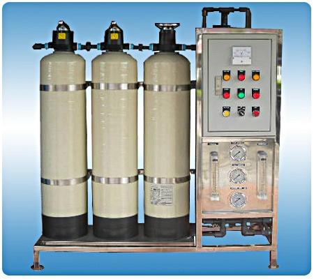 เครื่องกรองน้ำ (R.O)อุตสาหกรรม อัตรากำลังการผลิต3,000 ลิตรต่อวัน