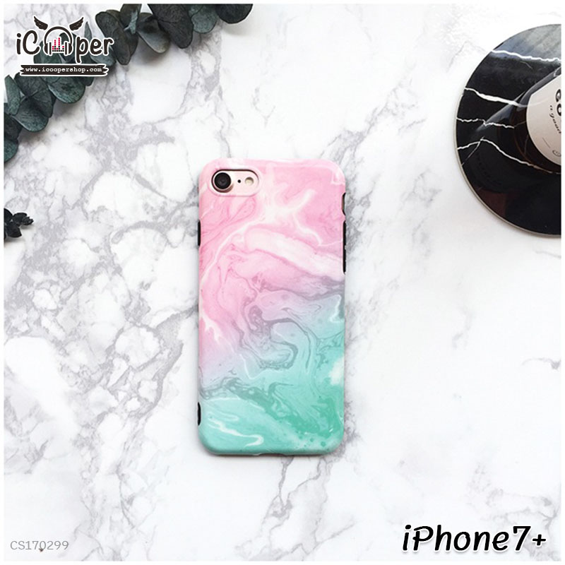 Marble Case - Colorful (iPhone7+)