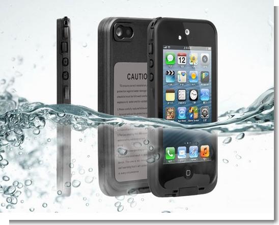 เคสกันน้ำ iPhone 5 (Waterproof case )