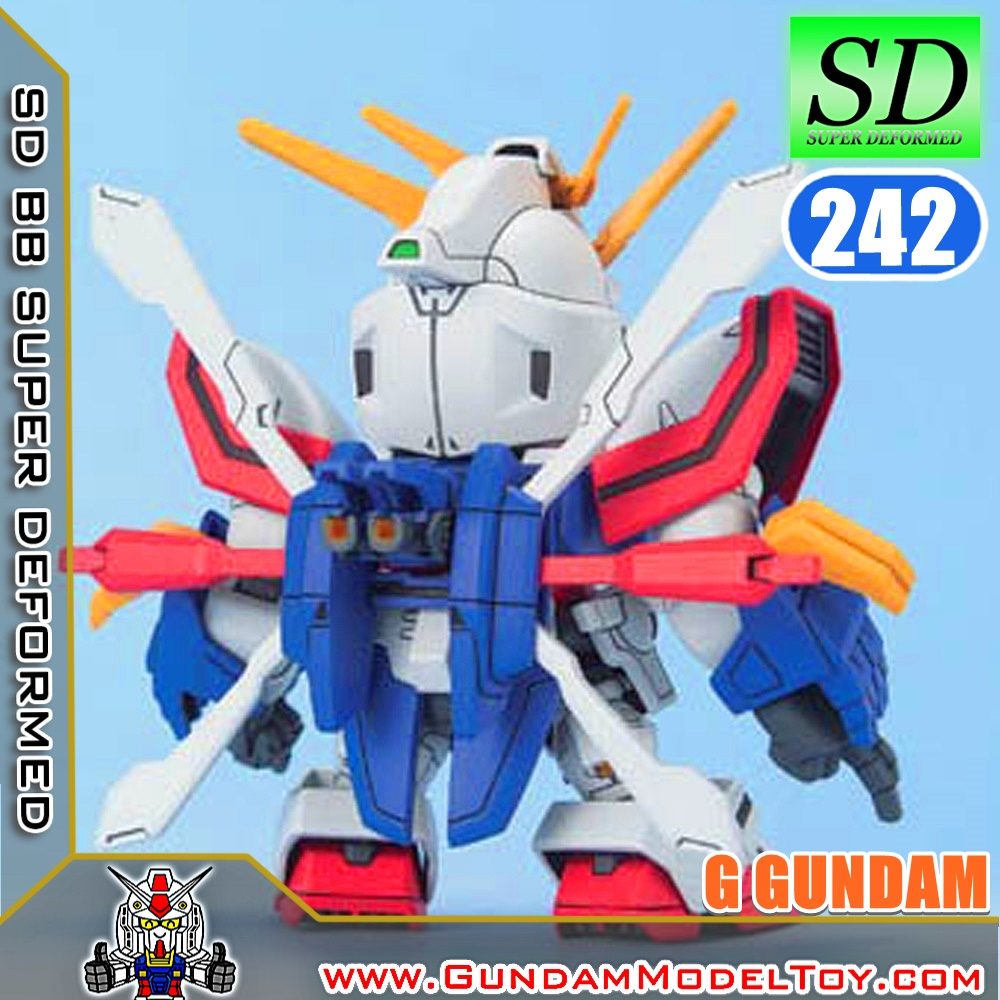 SD BB242 G GUNDAM