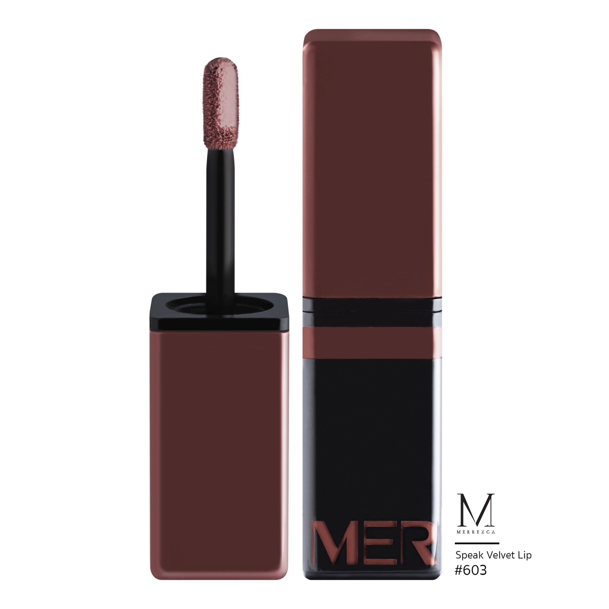 Merrez'ca Speak Velvet Lip # 603