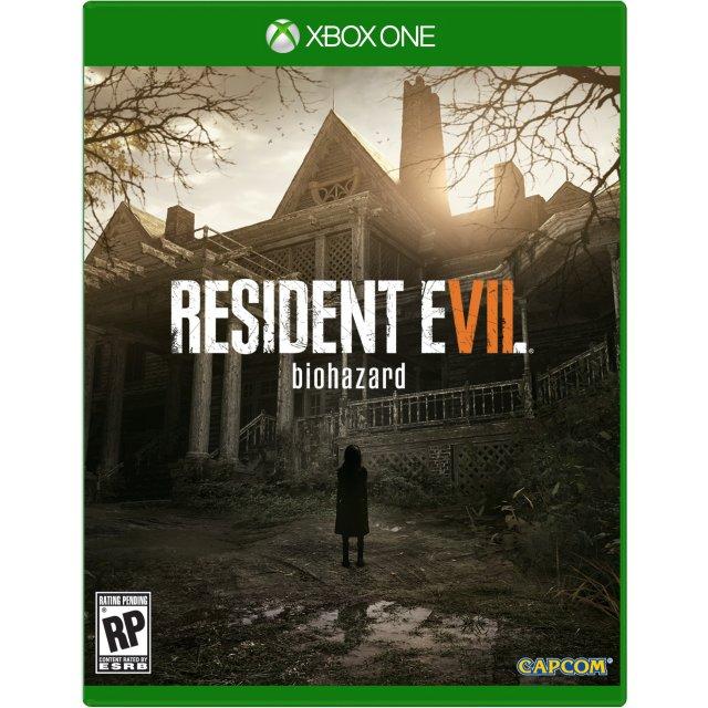 XONE Resident Evil 7 : Z1-Eng