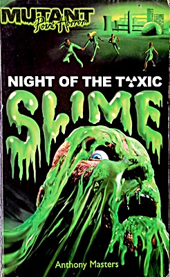 Night of the Toxic Slime