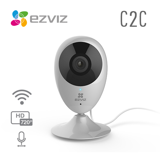 EZVIZ C2C 720P HD Wireless IP Security Camera Smart