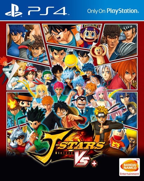 PS4- J-Stars Victory VS+
