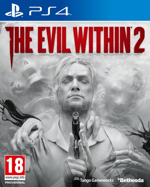 PS4- The Evil Within 2