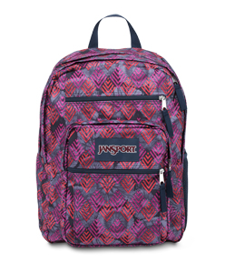 JanSport รุ่น BIG STUDENT - Multi Diamond Arrows
