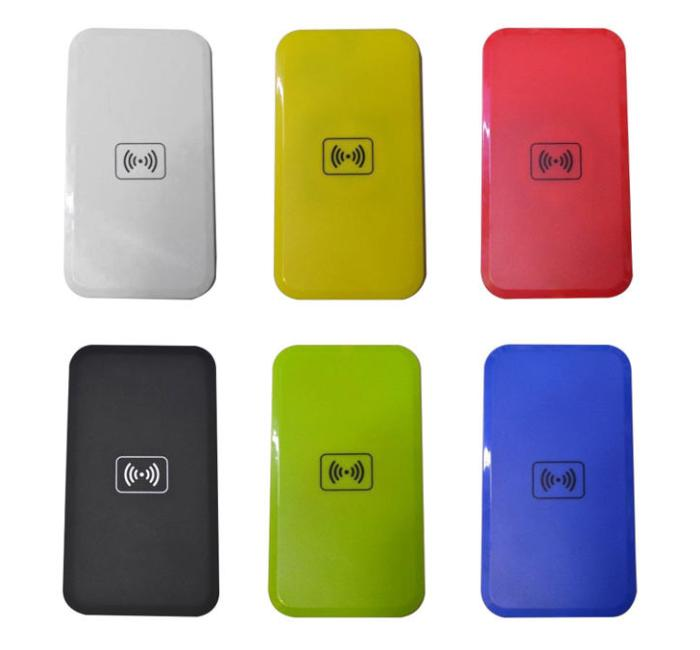 แท่นชาร์จไร้สาย Qi Standard รุ่น MC-02A สำหรับ iPhone, Samsung, All Micro USB Phone