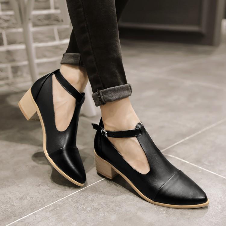 Preorder รองเท้าแฟชั่น สไตล์เกาหลี 34-43 รหัส 9DA-1068