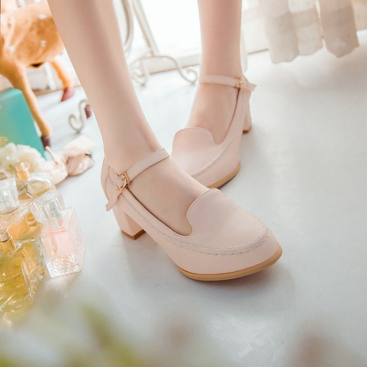 Preorder รองเท้าแฟชั่น สไตล์ เกาหลี 34-43 รหัส 9DA-1206