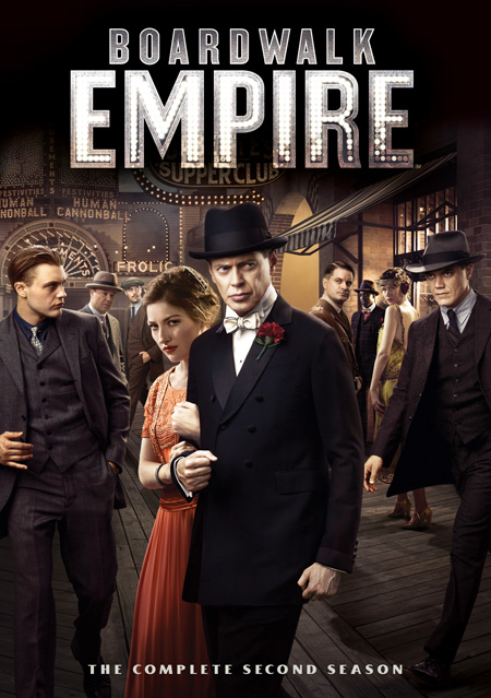 Boardwalk Empire Season 2 / โคตรเจ้าพ่อเหนือทรชน ปี 2 / 5 แผ่น DVD (บรรยายไทย)