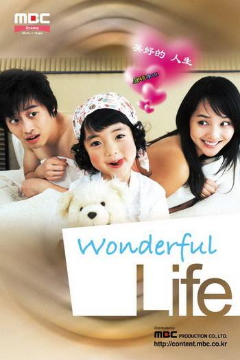 Wonderful Life ป่วนรักเจ้าตัวยุ่ง 12 แผ่น DVD พากย์ไทย