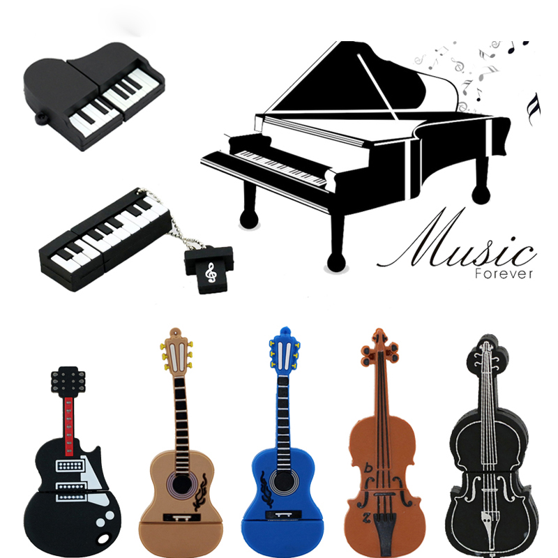 Musical Instruments Model USB flash drive 16GB