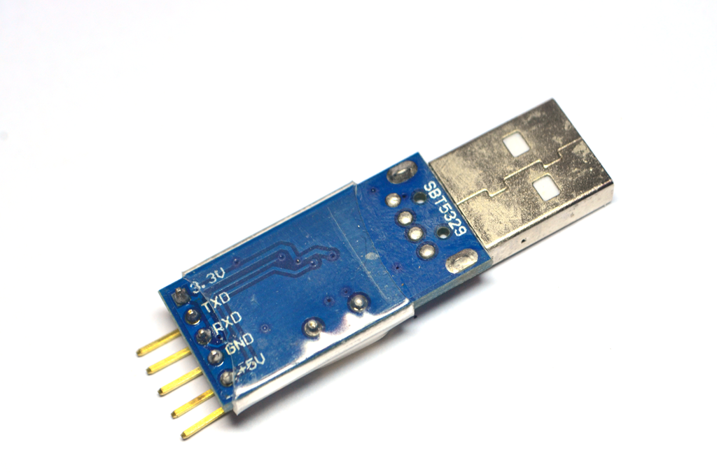PL-2303HX USB to TTL