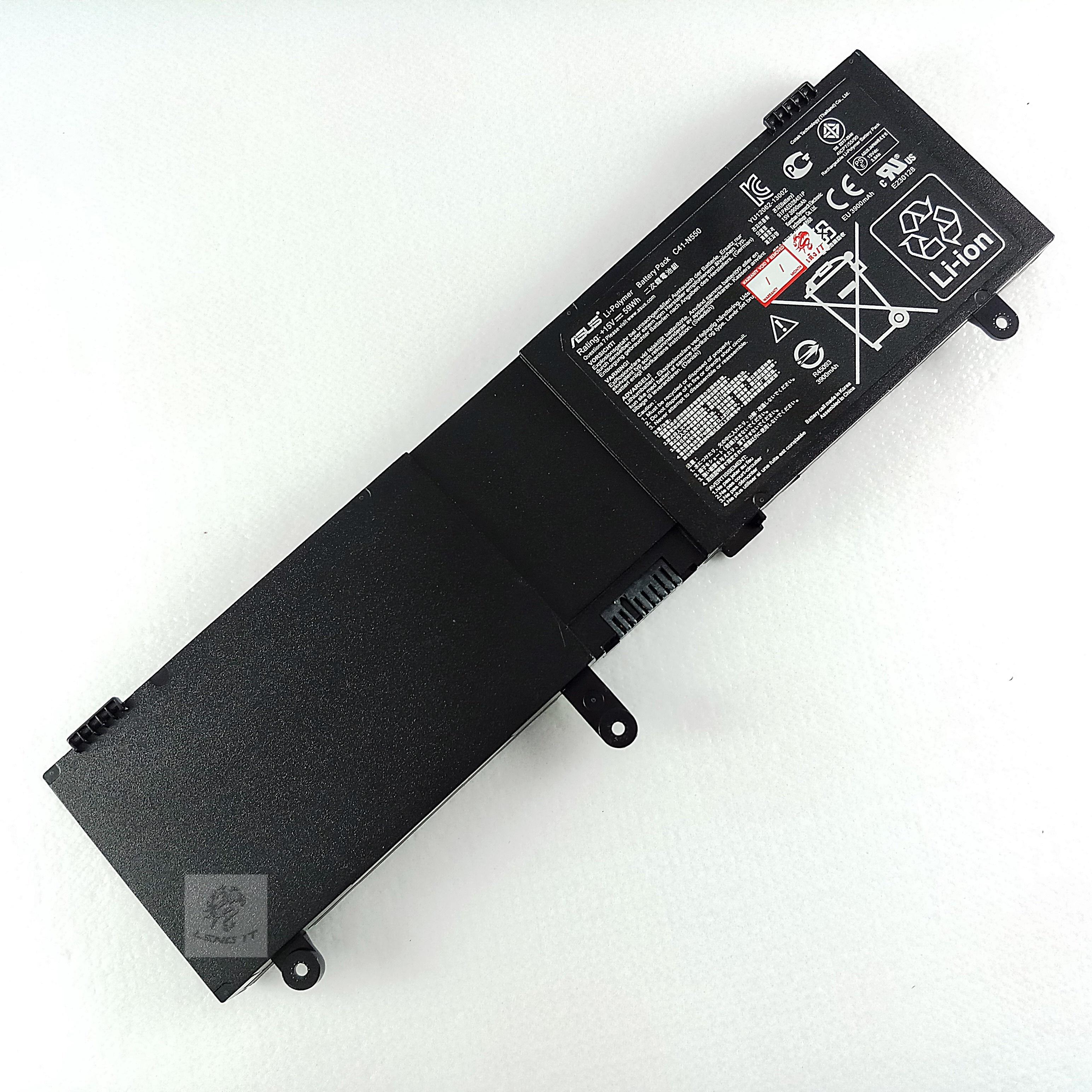 Battery Asus N550