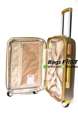 กระเป๋าเดินทางอย่างดี