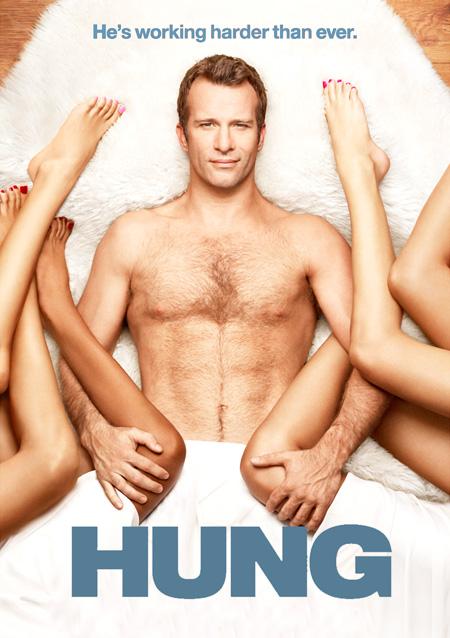Hung Season 3 / มือใหม่หัดขายรัก ปี 3 / 2 แผ่น DVD (บรรยายไทย)