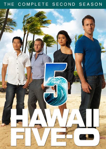 Hawaii Five-0 Season 2 / มือปราบฮาวาย ปี 2 / 6 แผ่น DVD (พากย์ไทย+บรรยายไทย)