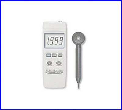 เครื่องวัดแสงยูวี ยูวีมิเตอร์ UV power meter 290-390nm pocket UV meter UVA & UVB LIGHT METER radiometer RS232/USB (Pre-order 2 week)