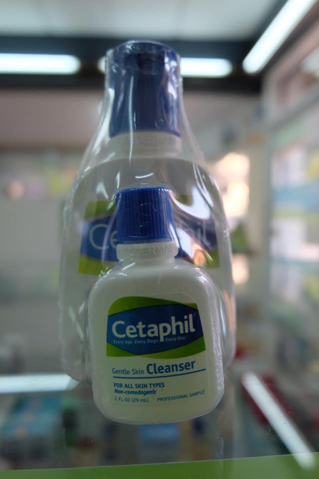 CETAPHIL GENTLE CLEANSER 125 ML