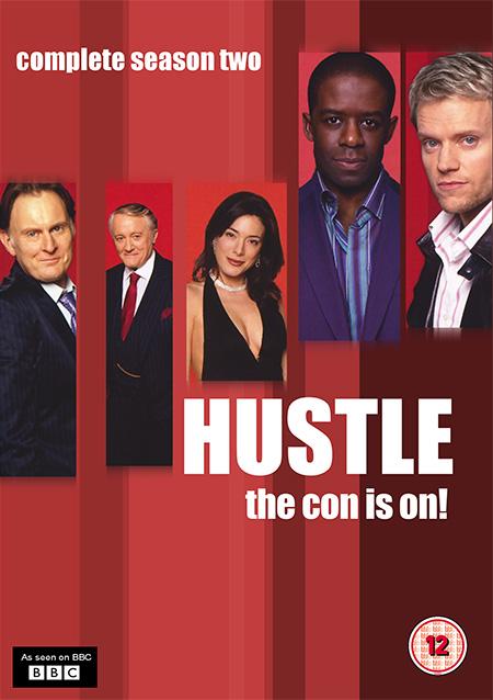 Hustle Season 2 / แก็งค์ตุ๋นระเบิด เชิดเงินสนั่นเมือง ปี 2 / 2 แผ่น DVD (พากษ์ไทย+บรรยายไทย)