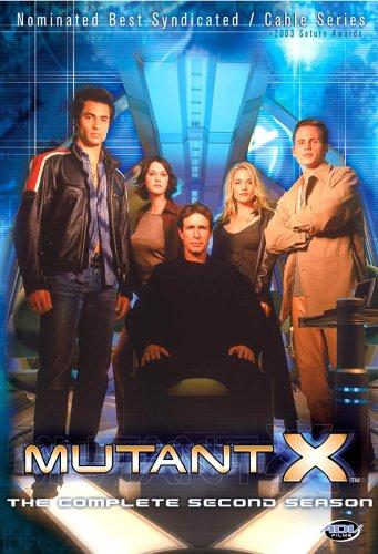 Mutant X Season 2 / ทีมอันตรายพยัคฆ์ร้ายพันธุ์เอ็กซ์ ปี 2 / 6 แผ่น DVD (พากษ์ไทย+บรรยายไทย)