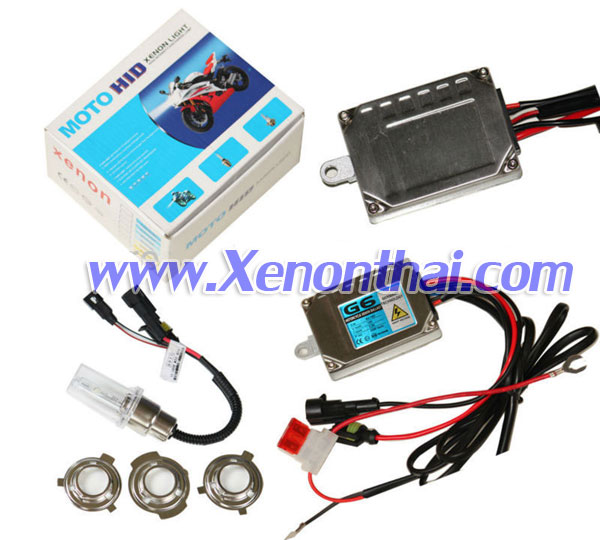 ไฟ xenon kit G6 mini ballast และหลอด H6Slide