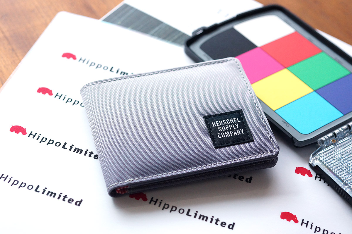 Herschel Roy Wallet - Nightfall