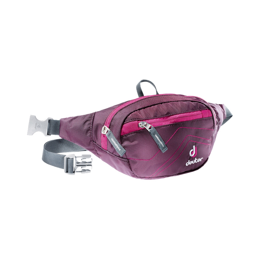 Deuter Belt I - aubergine-magenta (purple)