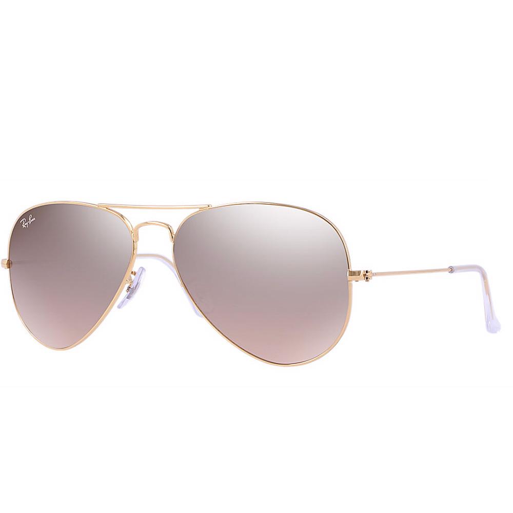 RayBan Aviator RB3025 001/3E (สี Pink Gold)